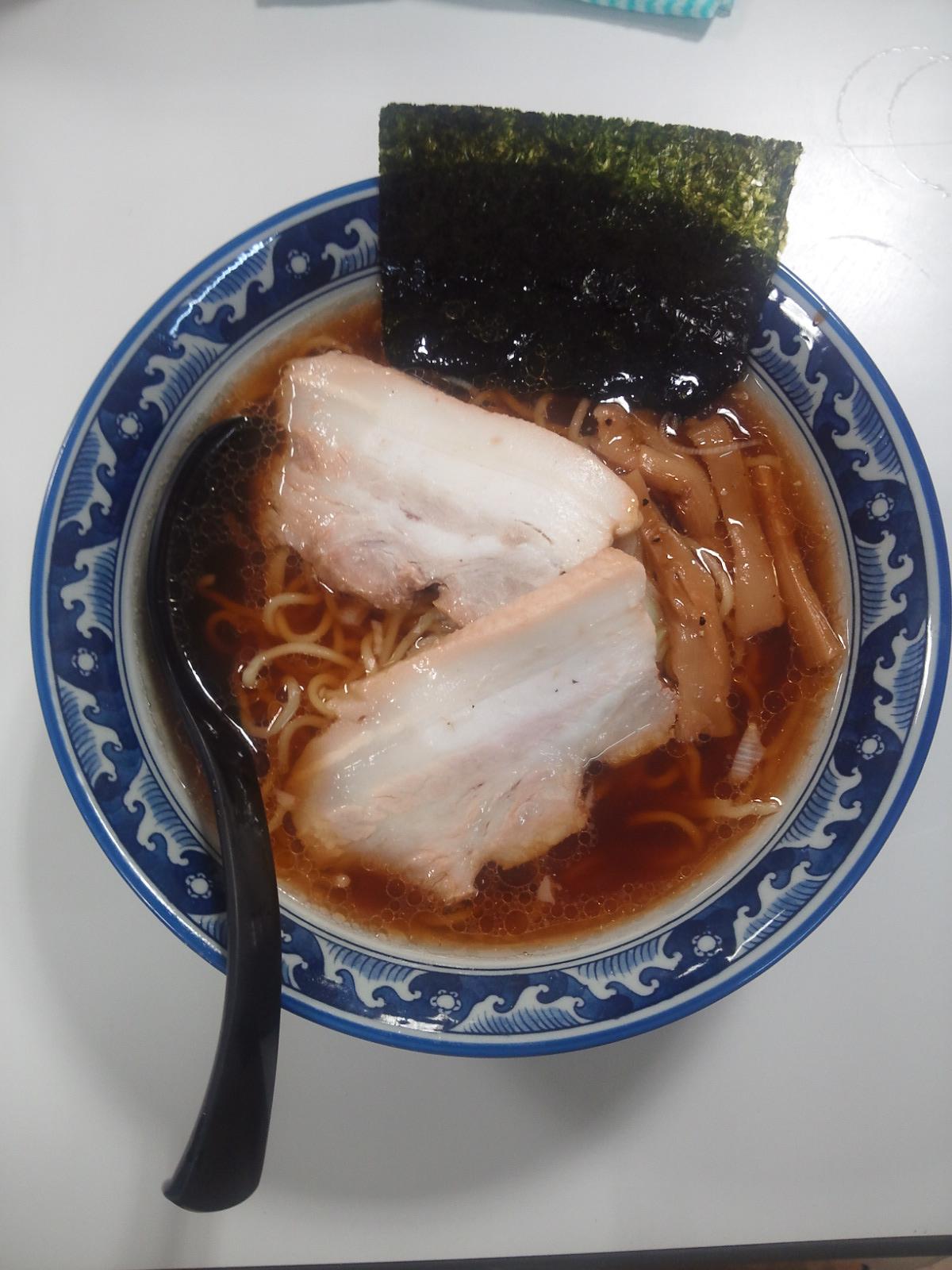 煮干し中華そば
