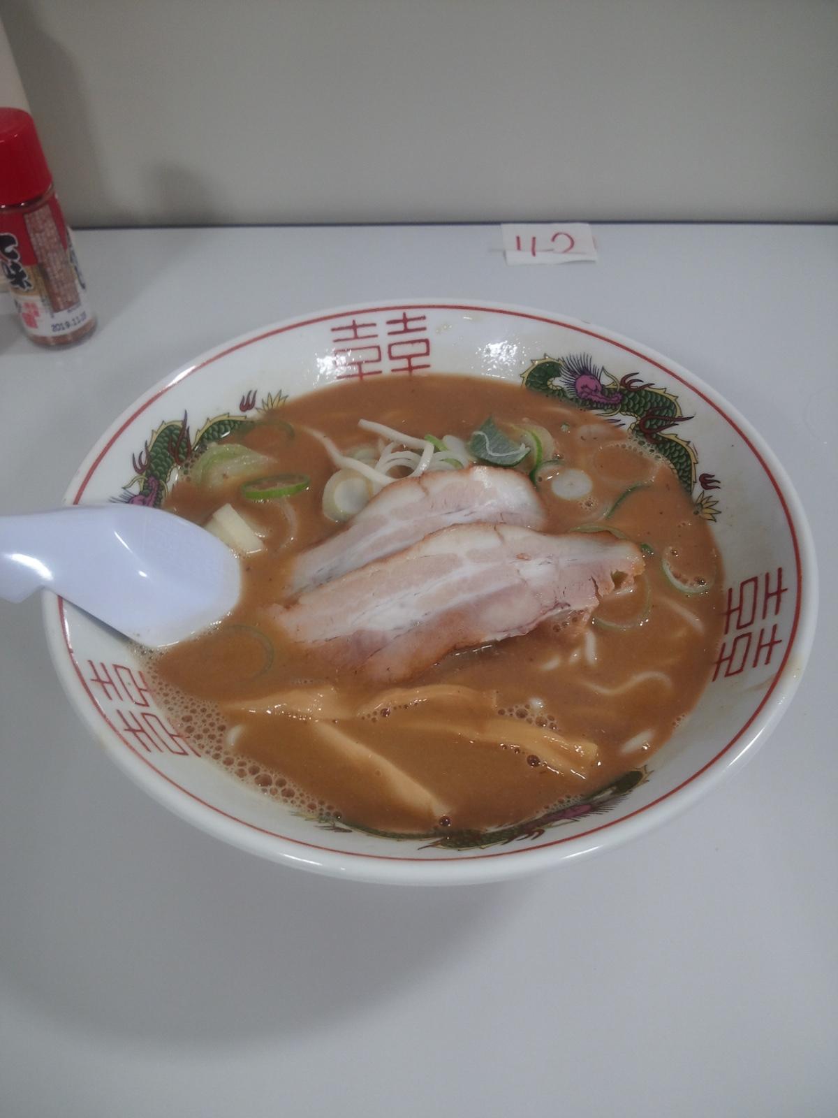 津軽ラーメン(こく煮干し)