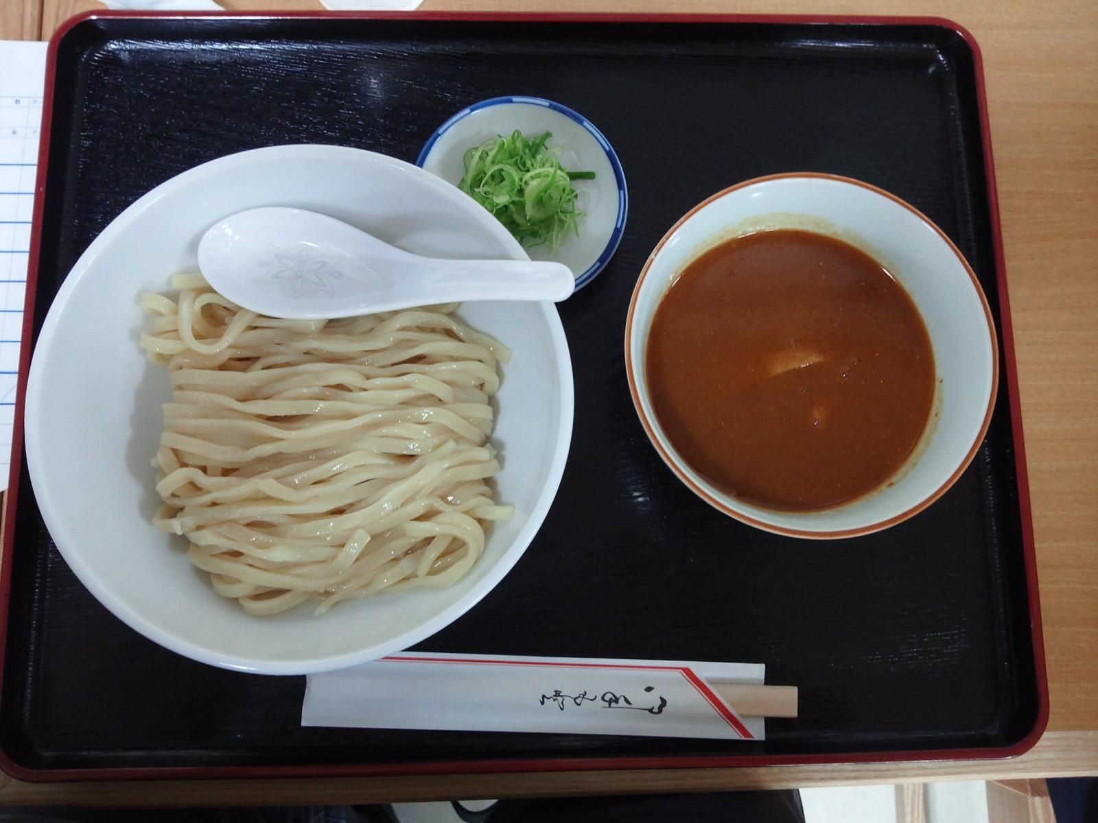 麺屋高橋のつけ麺