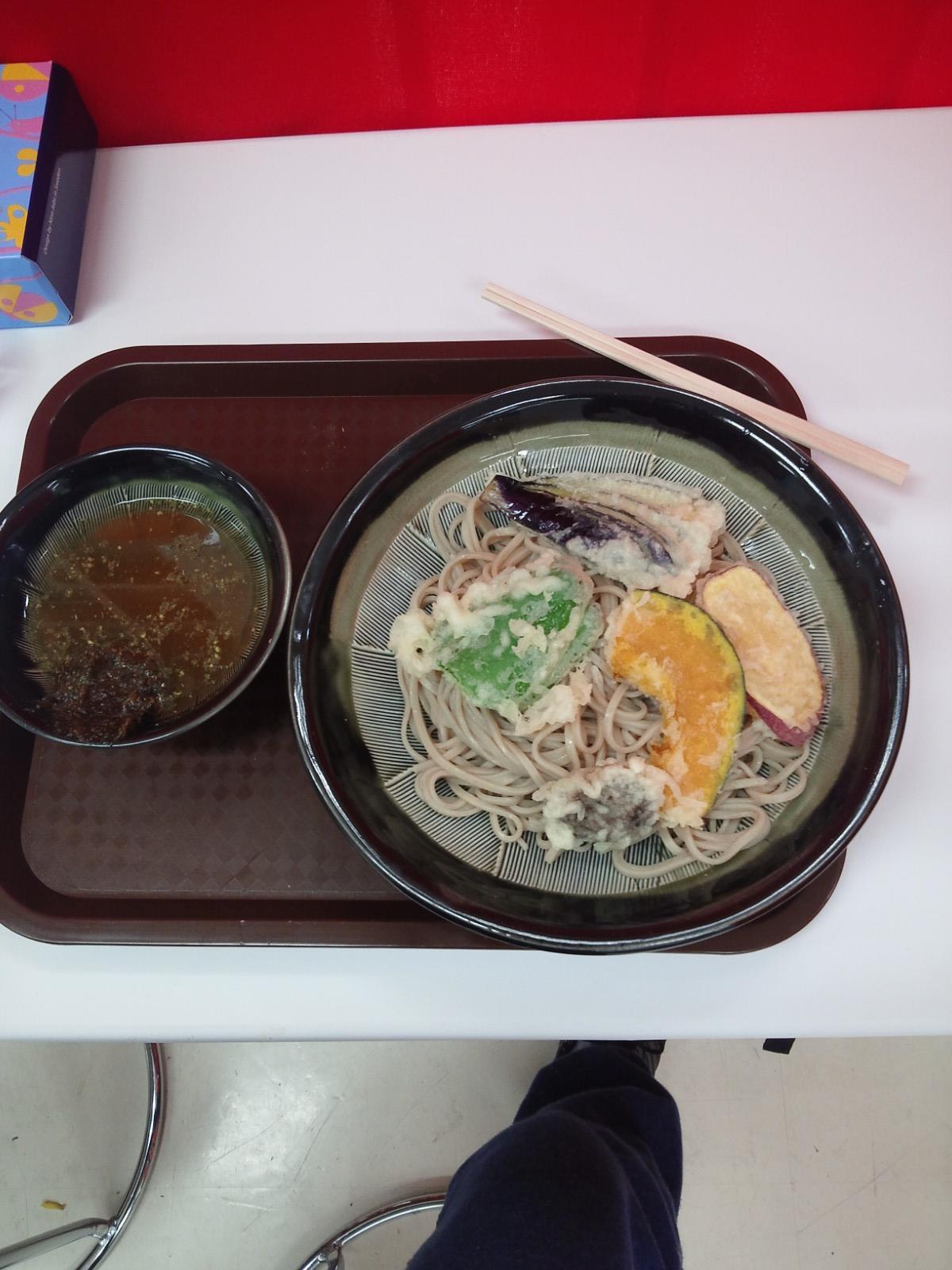 越前永平寺蕎麦