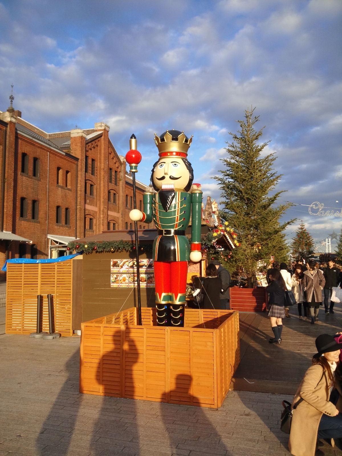 赤レンガ倉庫のクリスマスイベント