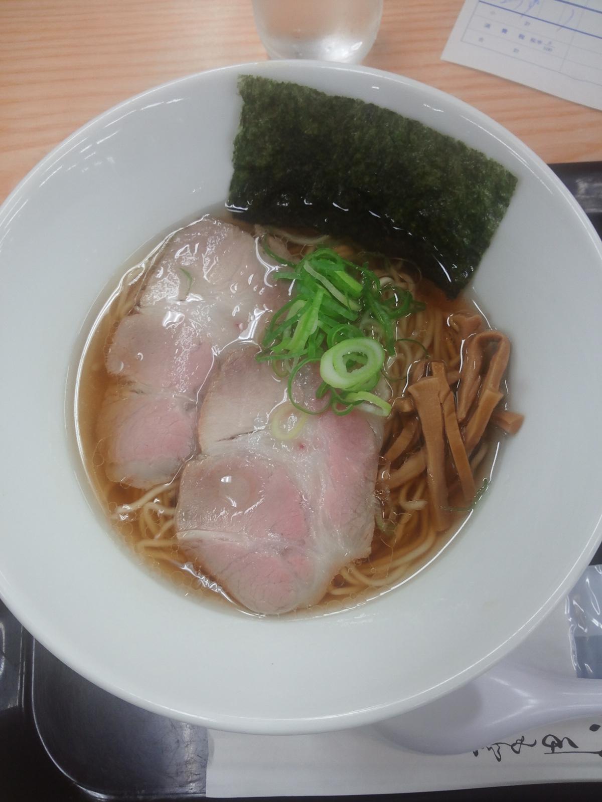 札幌煮干中華そば