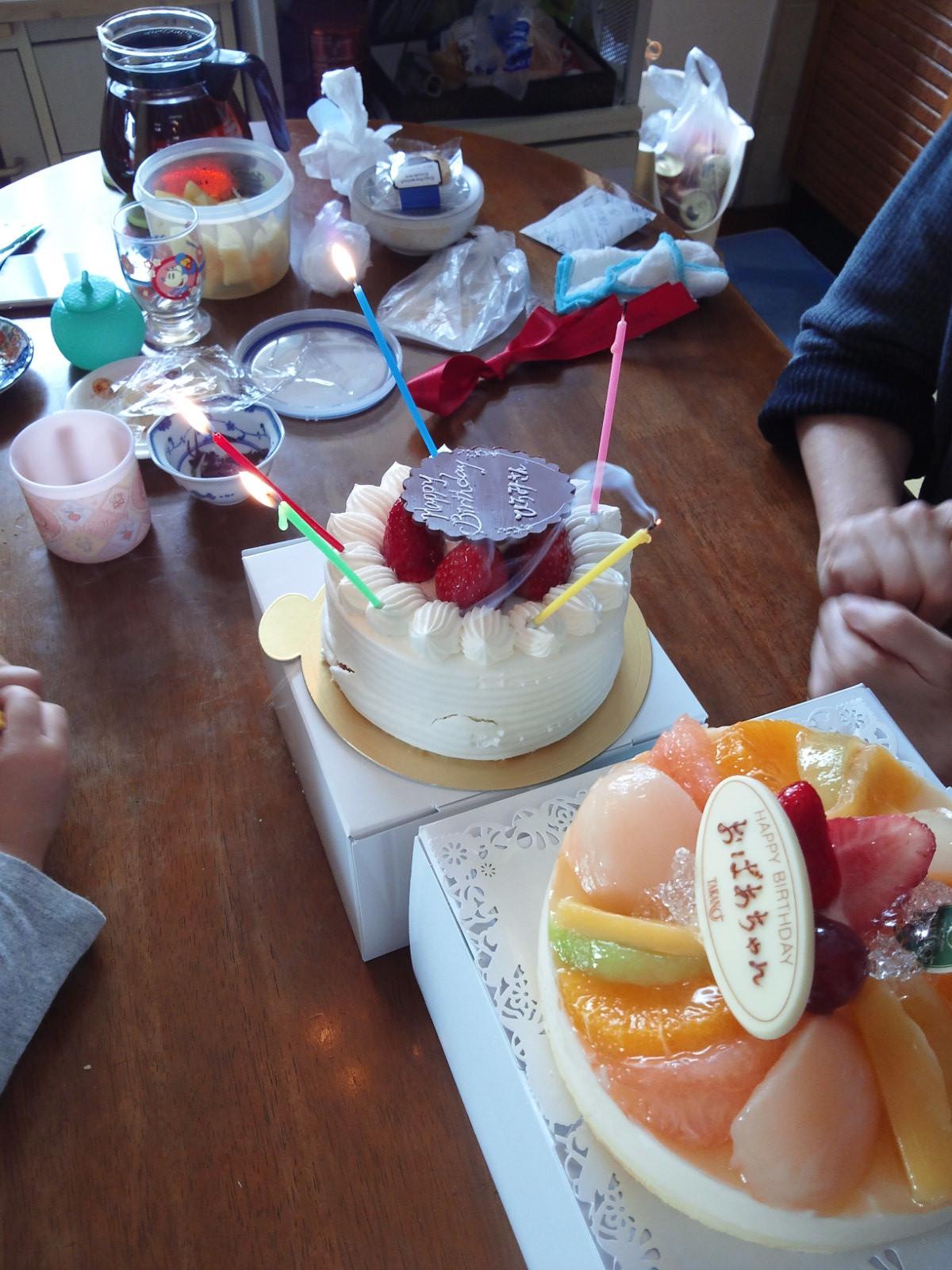 妻のn回目の誕生日